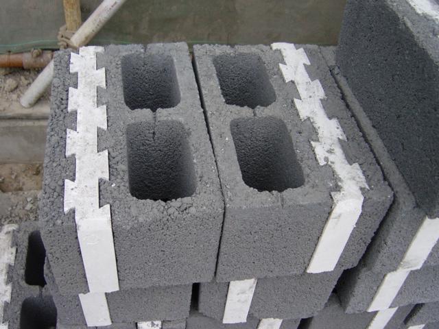 自保温砌块